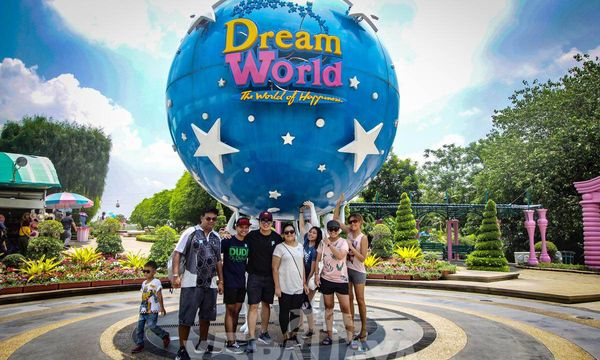 Диснейленд Dream World в Бангкоке