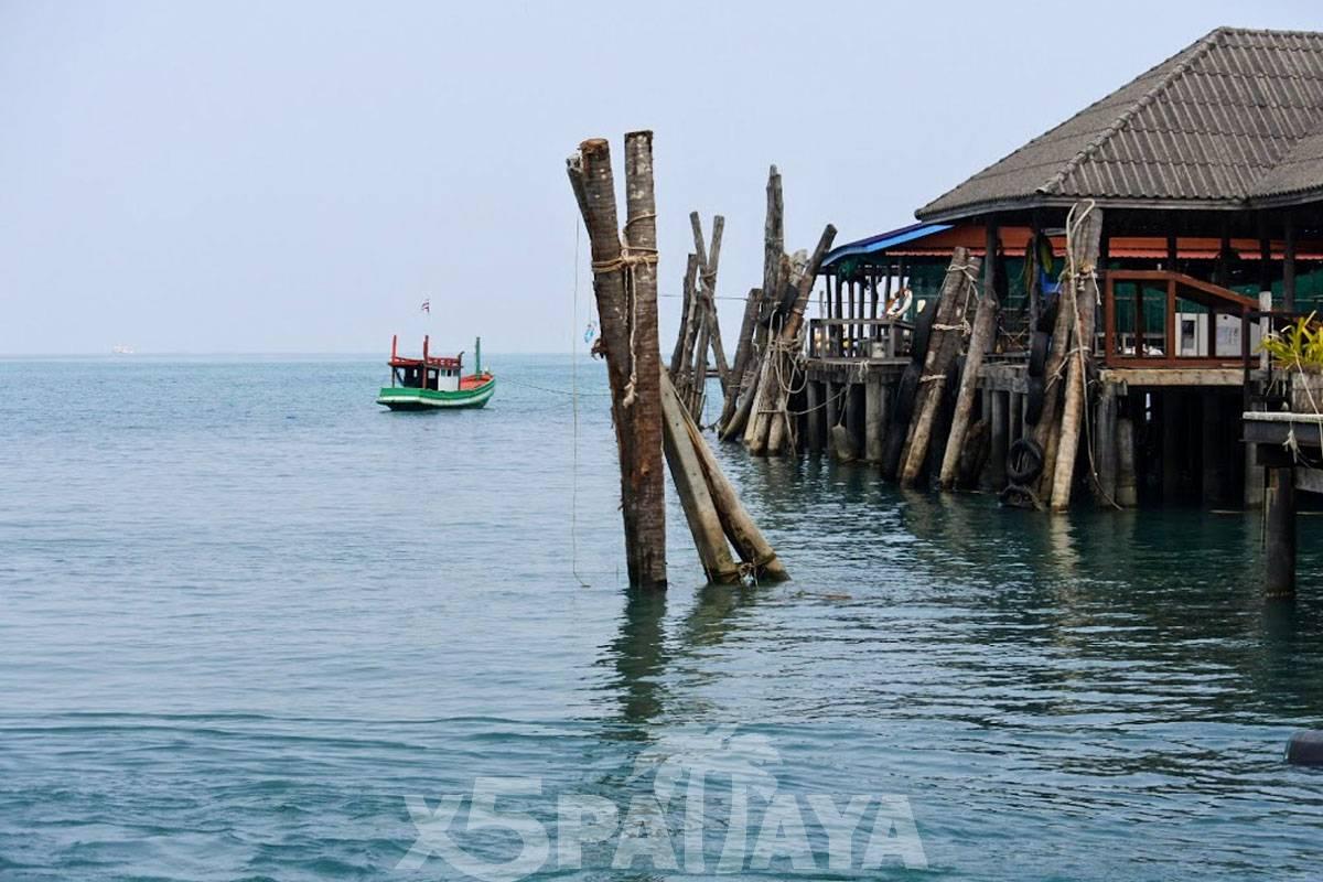 фото рыбацкой лодки