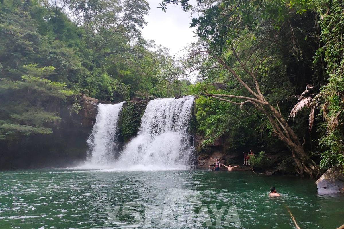 фото водопада