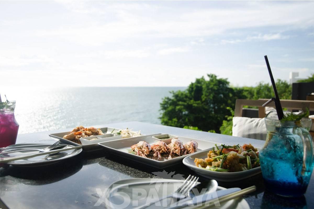 фото еды и моря