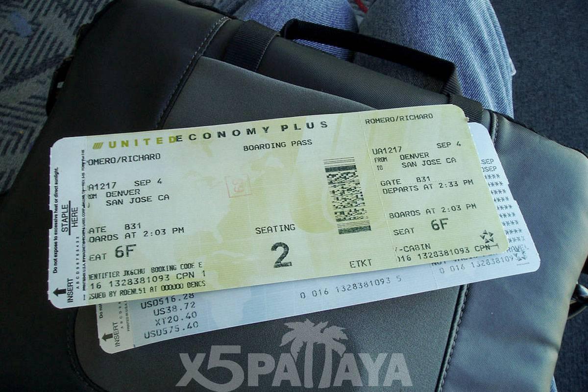 фото билетов