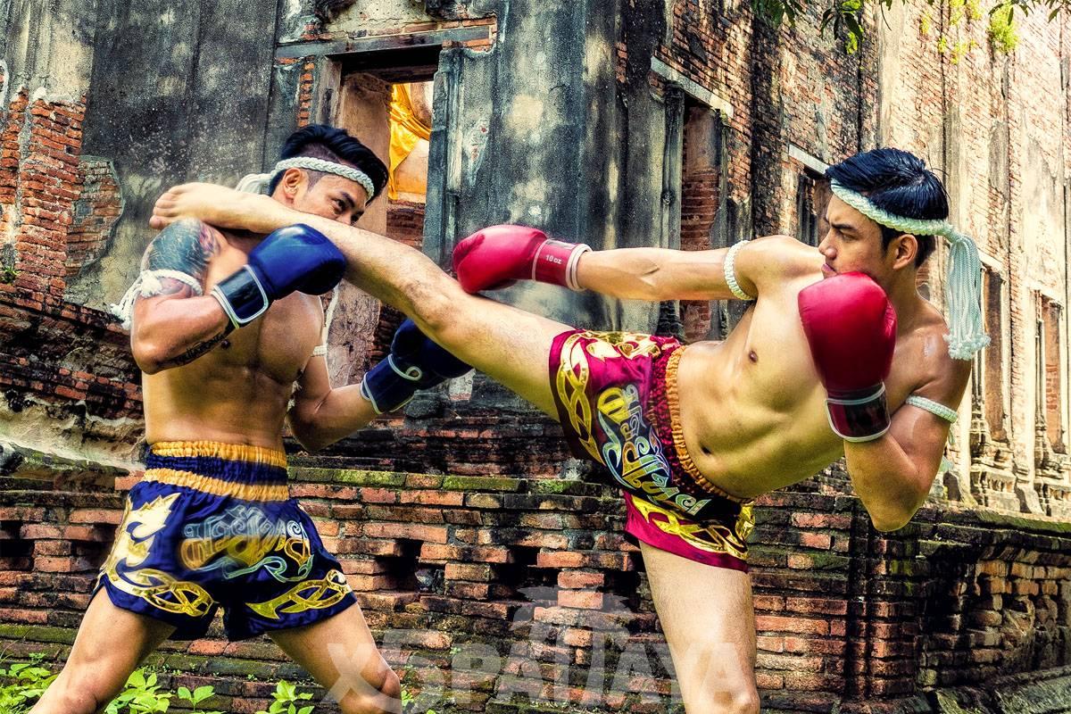 фото тайских боксеров