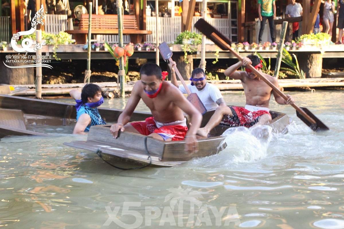 фото людей на лодках