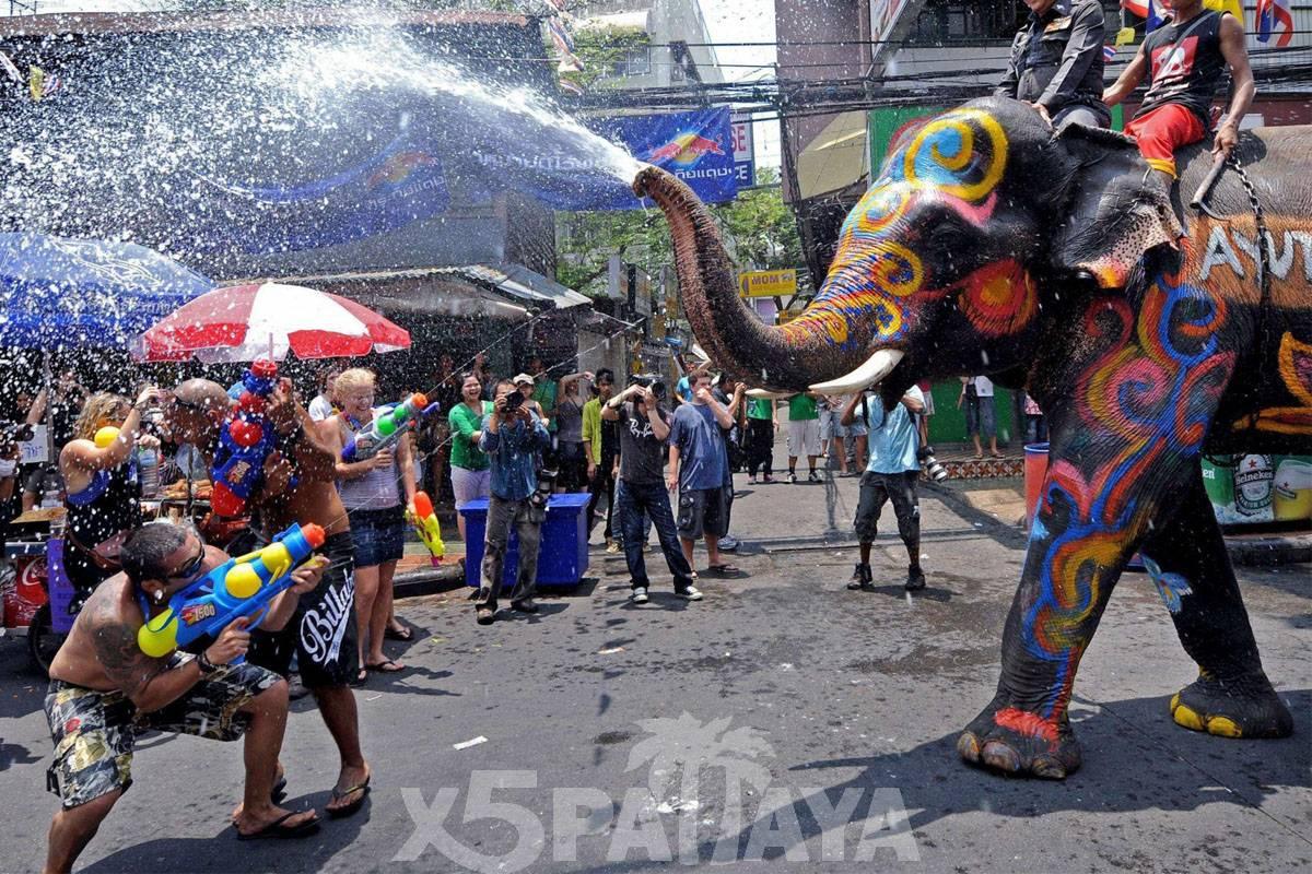 фото тайского нового года