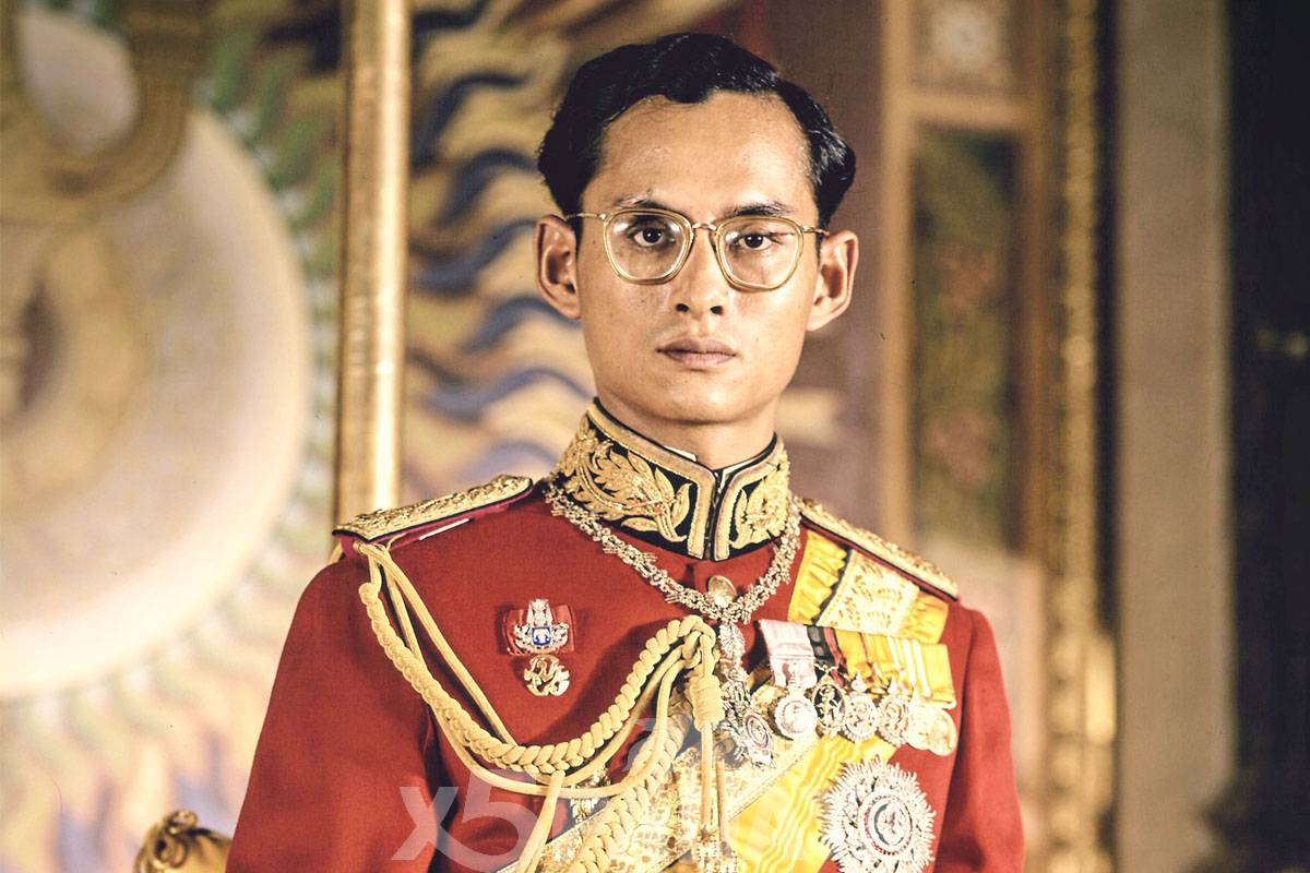 фото короля тайланда