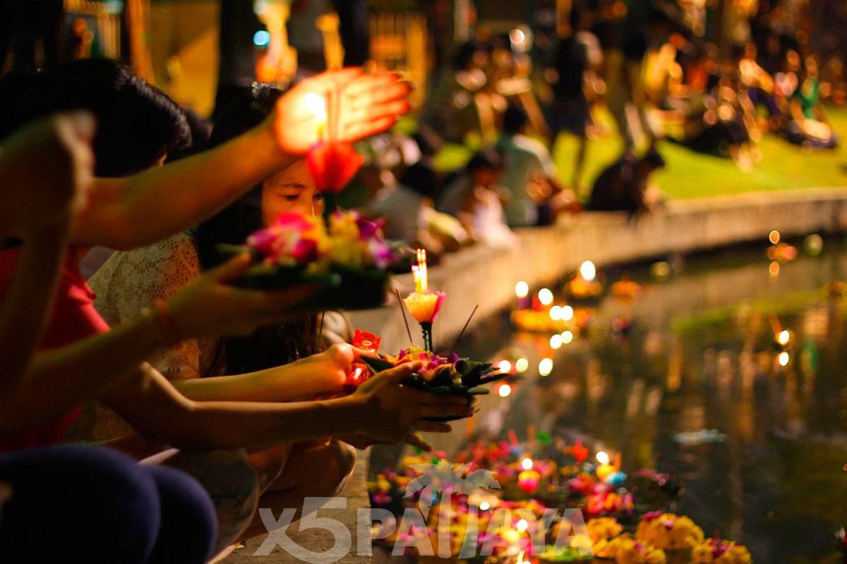 фото праздника лой кратонг