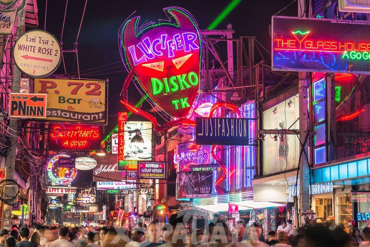фото улицы ночью